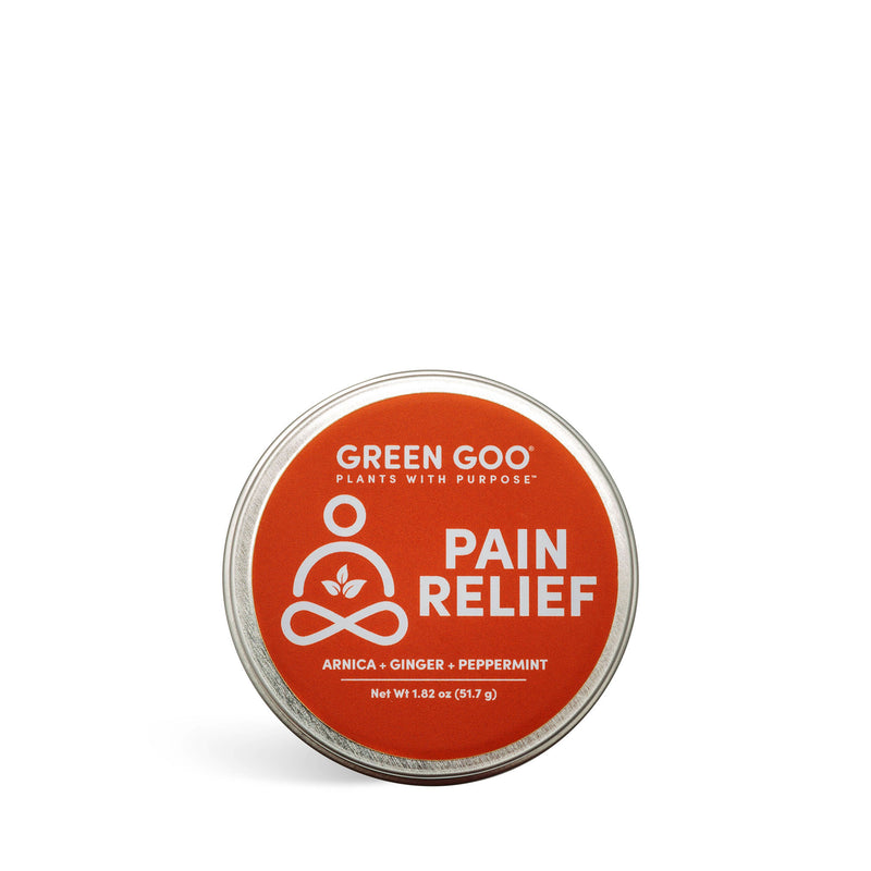 Pain Relief | Green Goo by Sierra Sage Herbs