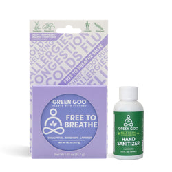 Free To Breathe + Hand Sanitizer Bundle