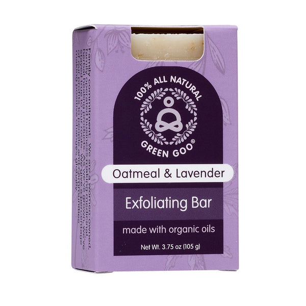 Bar Soap - Oatmeal + Lavender