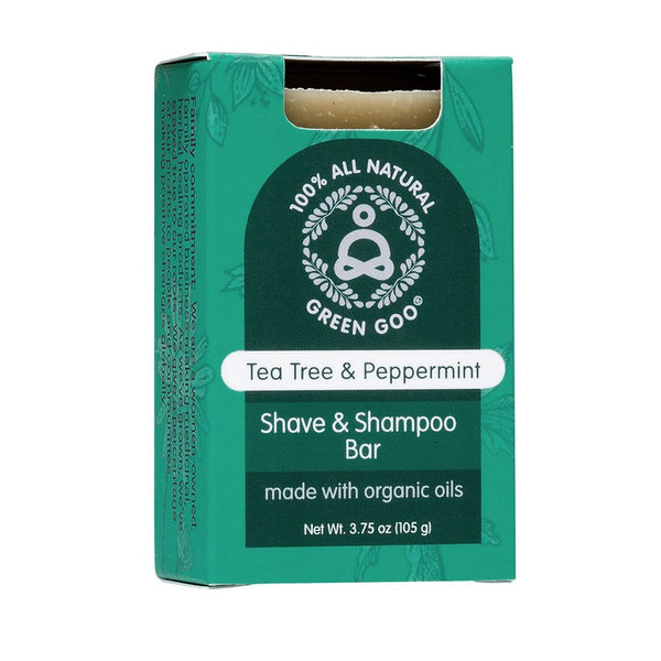 Bar Soap - Tea Tree + Peppermint
