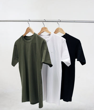 3 Pack Signature Tees