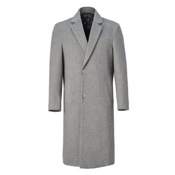 Whitelow Wool Overcoat
