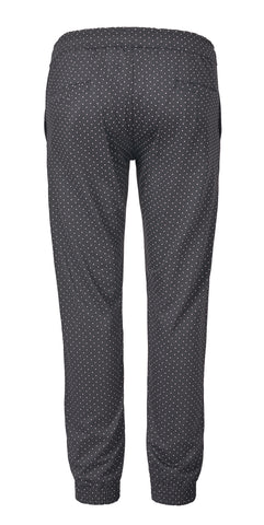 Pinn Trouser in Polka Dot