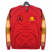 Load image into Gallery viewer, Frimpong sweater in collaboration with black star united  - red