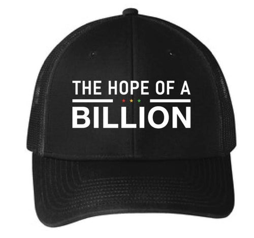 THE HOPE OF A BILLION CAP