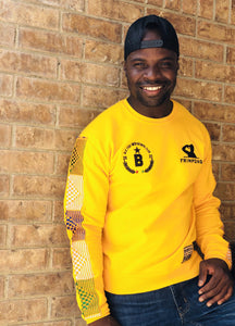 UNTD X HOPE YELLOW SWEATER