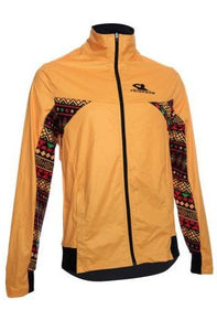 FRIMPONG TRAINING JACKET - WOMEN - YELLOW