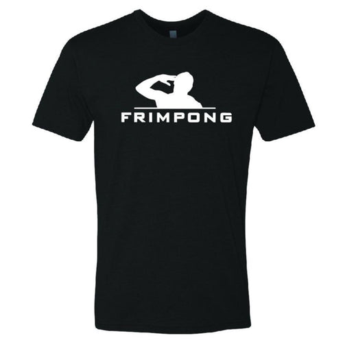 FRIMPONG CASUAL BLACK T-SHIRT