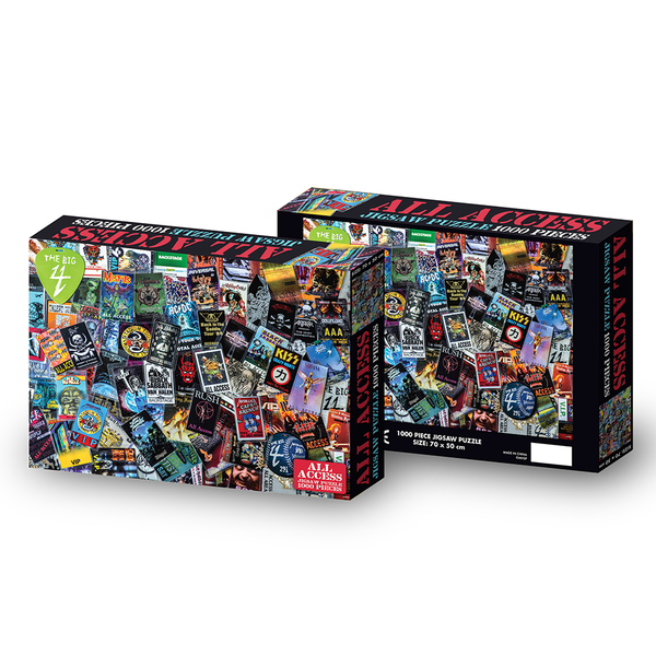 All Access 1000 pc Jigsaw Puzzle