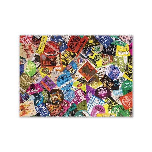 Backstage Pass 1000 pc Jigsaw Puzzle