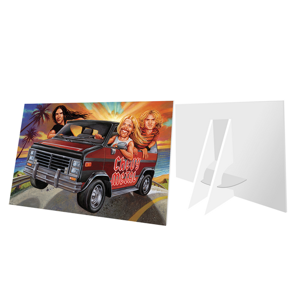 CHEVY METAL 1000 pc Jigsaw Puzzle