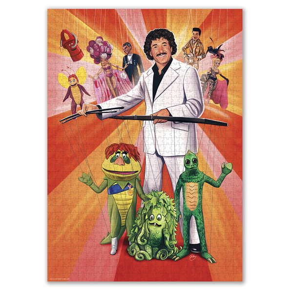 Sid Krofft My World On A String 1000 pc Jigsaw Puzzle