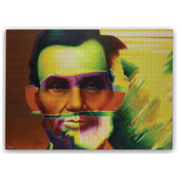 Libredo, 1987 - The Art of Ed Paschke 1000 pc Jigsaw Puzzle