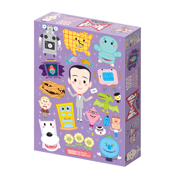 Pee-wee's Playhouse 1000 pc Jigsaw Puzzle