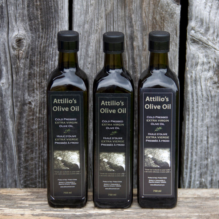 Extra Virgin Cold Pressed Olive Oil 750ml