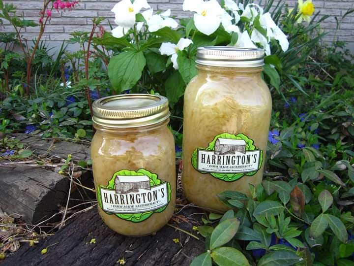 Harrington's Farm Made Sauerkraut