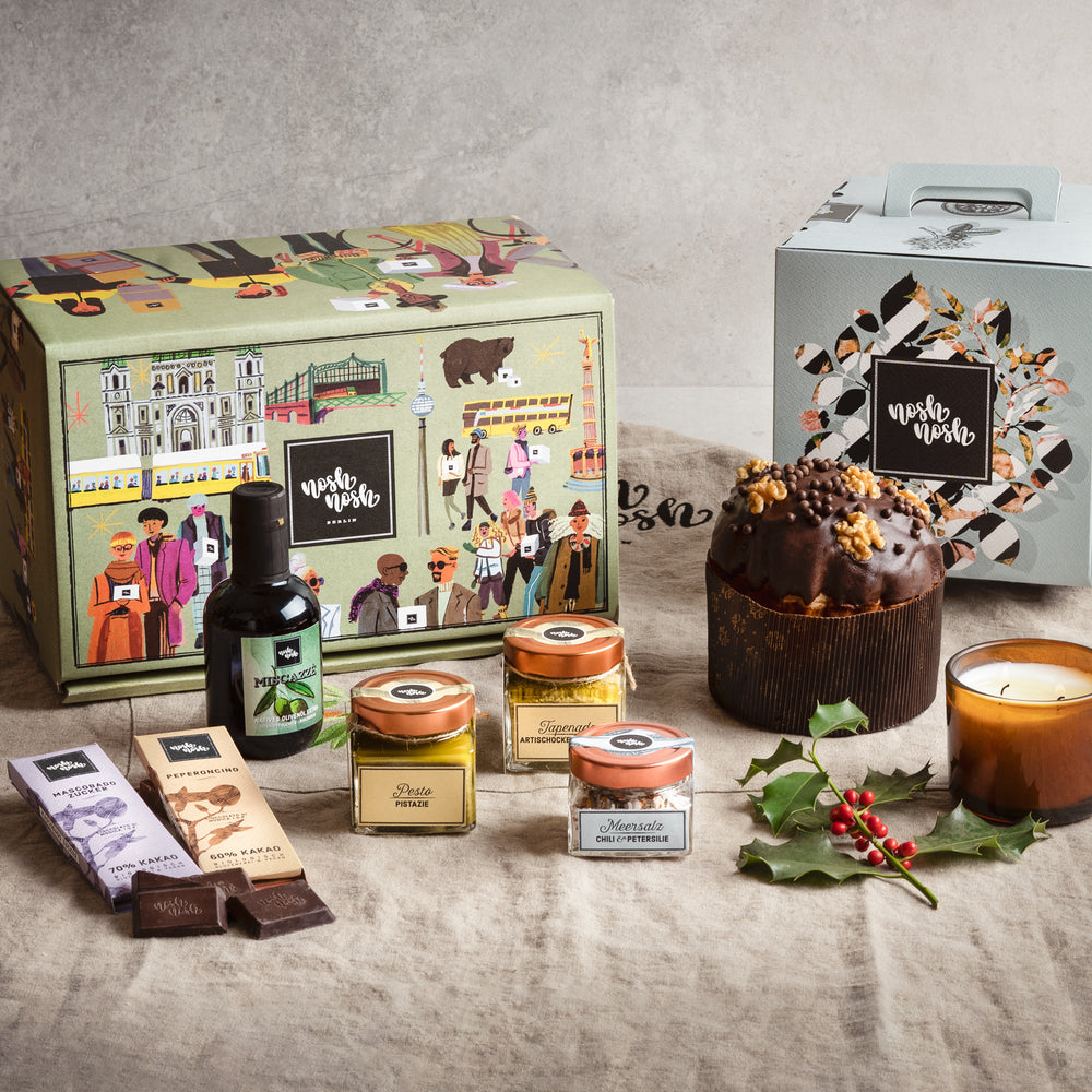 "Laden Sie das Bild in den Galerie-Viewer, Nosh Nosh ""Family Box"""