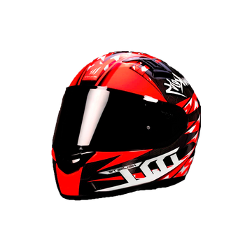 KRE SNAKE CARBON HAWKERS ROJO