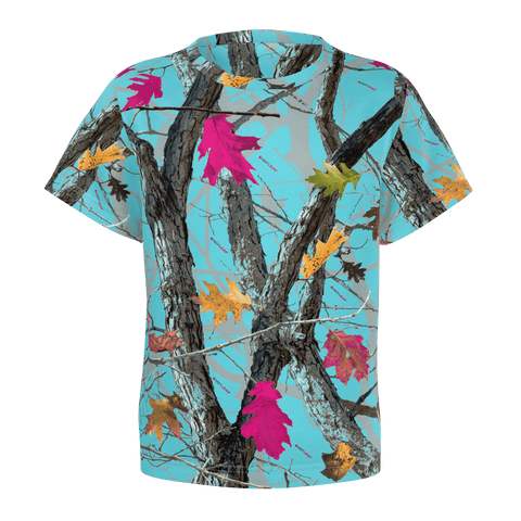 Little Girls Hotleaf Sky T-Shirt