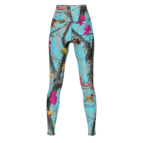Womens Hotleaf Sky Yoga Pants