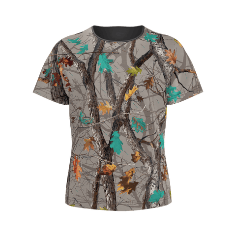 Girls Hotleaf Teal T-Shirt
