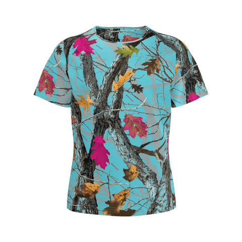 Girls Hotleaf Sky T-Shirt