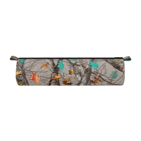 Hotleaf Teal Pencil Case