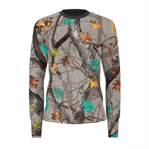 Hotleaf Teal Womens Sweatshirt