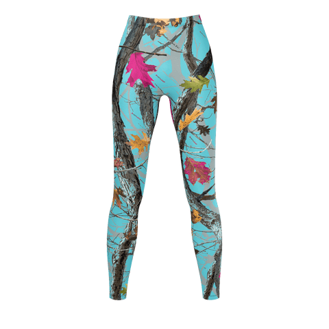 Womens Hotleaf Sky Leggings