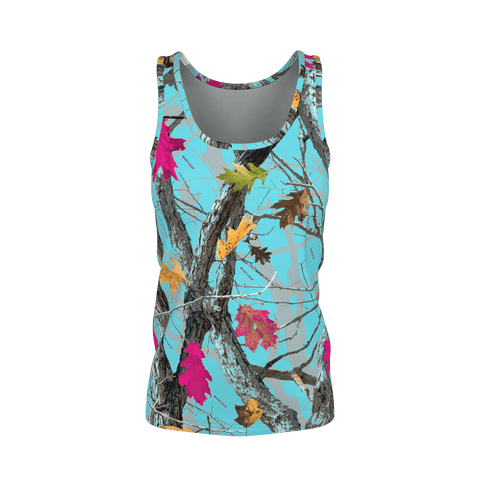 Womens Hotleaf Sky Tank Top