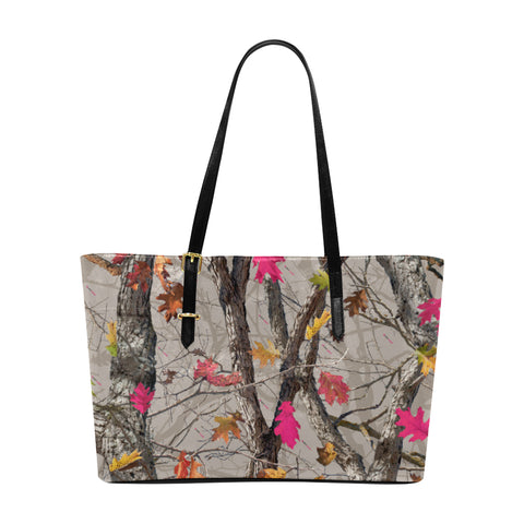 HotLeaf Leather Tote Bag