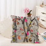 "Hotleaf Throw Pillow Cover 18"" x 18"""