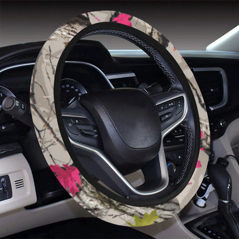 Hotleaf Steering Wheel Cover with Elastic Edge