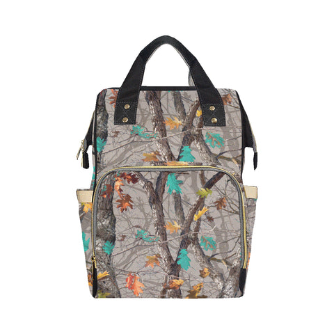 Hotleaf Teal Multi-Function Backpack