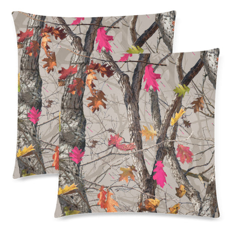 Hotleaf Throw Pillow Cover (Set of 2)