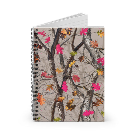 Hotleaf Spiral Notebook - Ruled Line