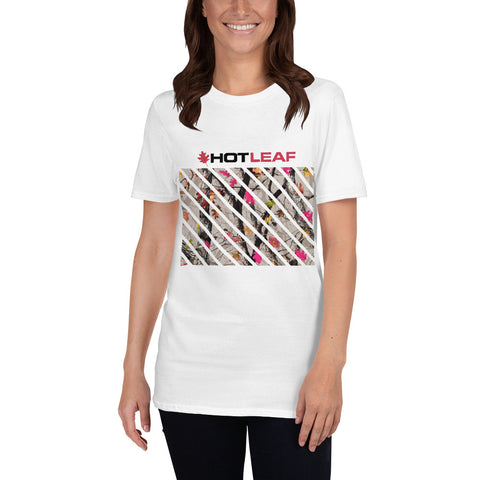 Women's Stripe Graphic T-Shirt