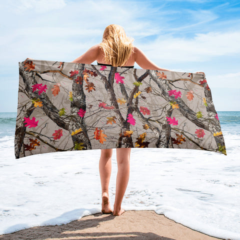 Hotleaf Beach Towel