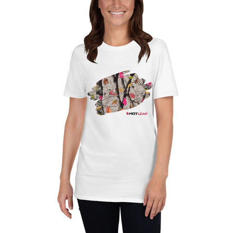 Women's Paint Graphic Tee