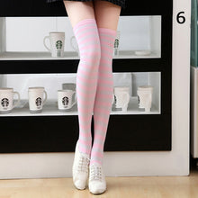 Load image into Gallery viewer,  Thigh High Socks