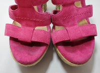 Pre-Owned UGG Wedge Heels Pink Size 6.5