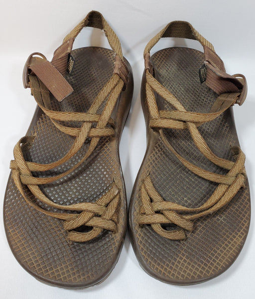 Pre-owned Chaco Sandals Shoes Men's 9 Brown