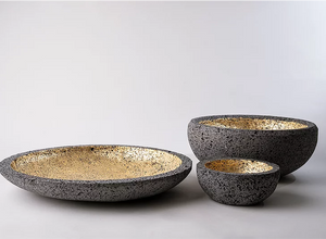 AMON-RA Bowls and Platter
