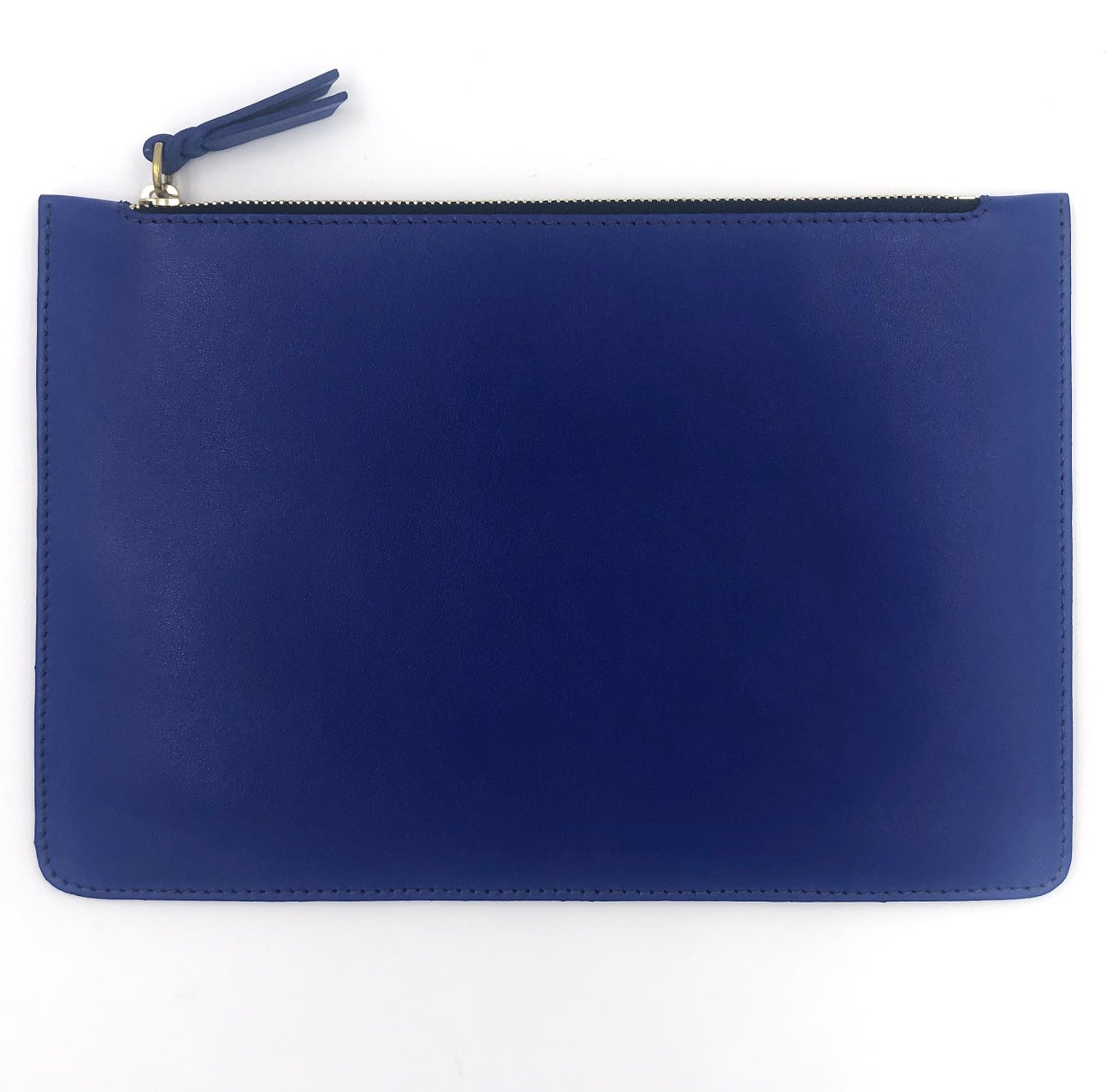 BLUE KLEIN SMOOTH XL POUCH