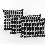 Load image into Gallery viewer, Cushion |Jacquard Shadow Square