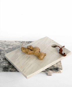 Marble Rectangular Tray