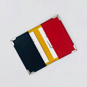 BELGIAN TWO-POCKET CARDHOLDER