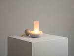 Load image into Gallery viewer, Marble Quinque Candlelight