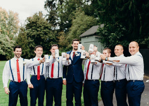 personalized beer steins for groomsmen
