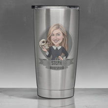Load image into Gallery viewer, steph bridesmaid tumbler gift